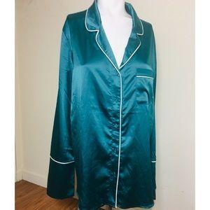 Gilligan & O'Malley Women's pajama top Extra Large